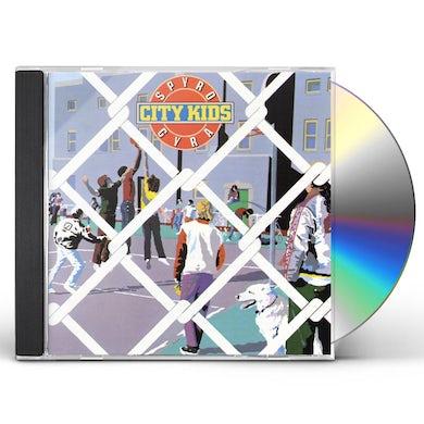 Spyro Gyra CITY KIDS CD