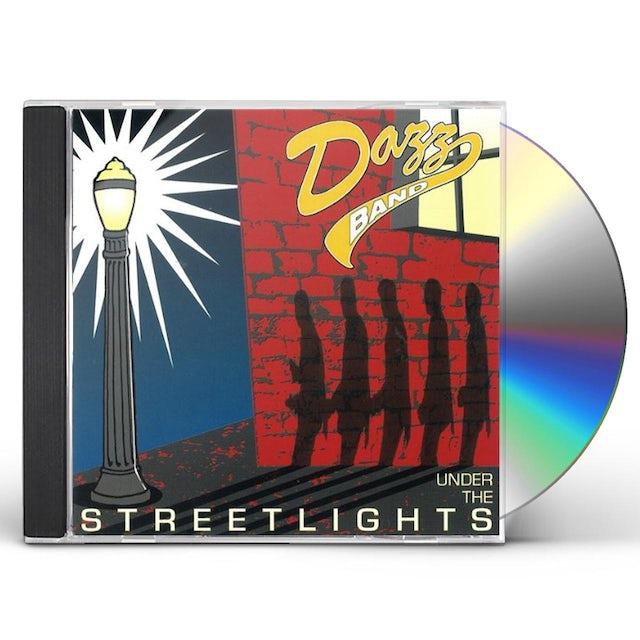 Dazz Band UNDER THE STREETLIGHTS CD