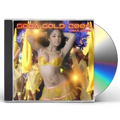 SOCA GOLD 2004 / VARIOUS CD