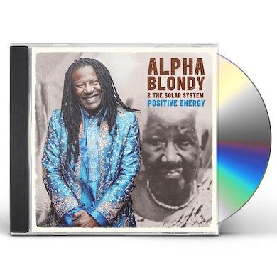 Alpha Blondy POSITIVE ENERGY CD