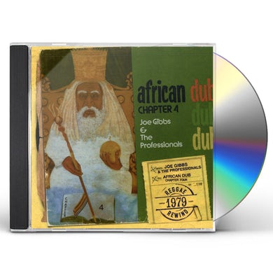 Joe Gibbs AFRICAN DUB CHAPTER 4 CD