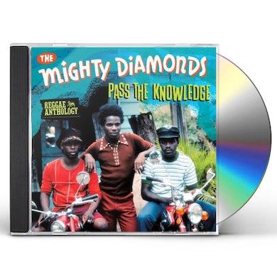 REGGAE ANTHOLOGY MIGHTY DIAMONDS: PASS KNOWLEDGE CD