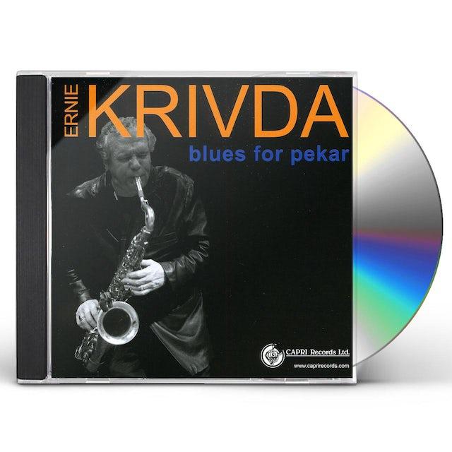 Ernie Krivda BLUES FOR PEKAR CD