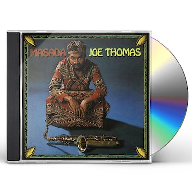 Joe Thomas MASADA CD