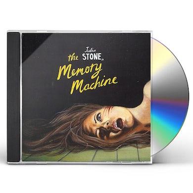 Julia Stone MEMORY MACHINE CD