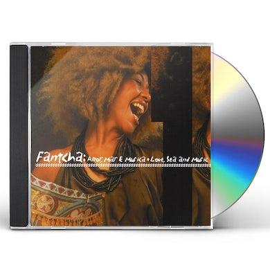 Fantcha AMOR MAR E MUSICA CD