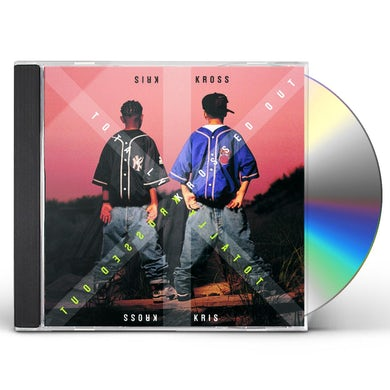 Kris Kross TOTALLY KROSSED OUT CD