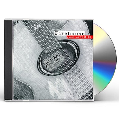 Firehouse GOOD ACOUSTICS CD