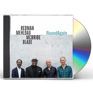 Joshua Redman / Brad Mehldau / Christian Mcbride ROUNDAGAIN CD