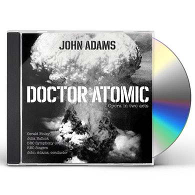 John Adams DOCTOR ATOMIC CD