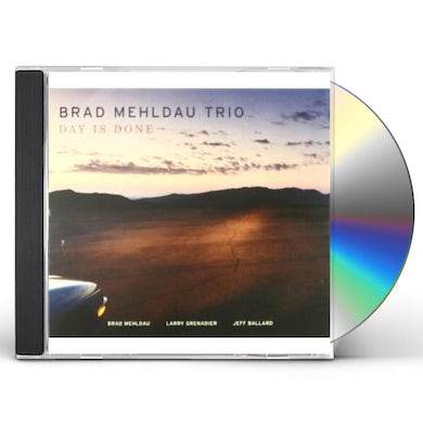 Brad Mehldau DAY IS DONE CD