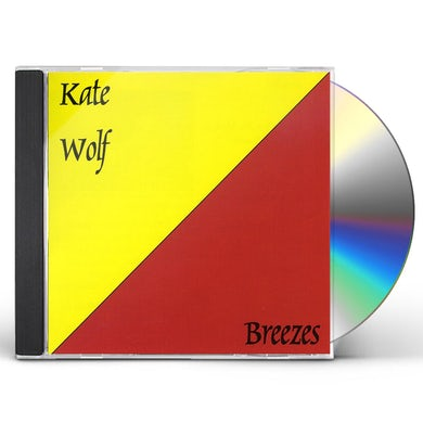 Kate Wolf BREEZES CD