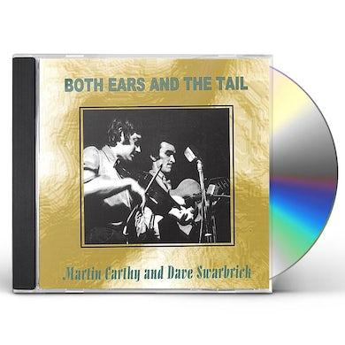 Martin Carthy BOTH EARS & TAIL CD