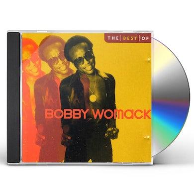 Bobby Womack BEST OF CD