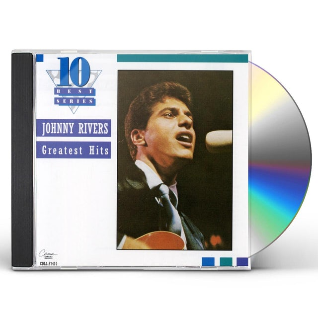 Johnny Rivers GREATEST HITS CD