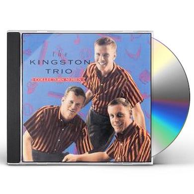 Kingston Trio CAPITOL COLLECTORS SERIES CD