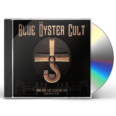Blue Oyster Cult Hard rock live cleveland 2014 CD