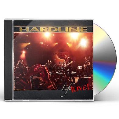 Hardline Life Live CD