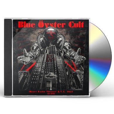 Blue Oyster Cult iHeart Radio Theater N.Y.C. 2012 CD