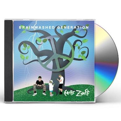 Enuff Z'nuff Brainwashed Generation CD