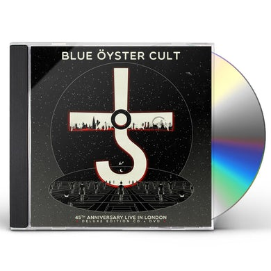 Blue Oyster Cult 45 Th Anniversary   Live In London CD