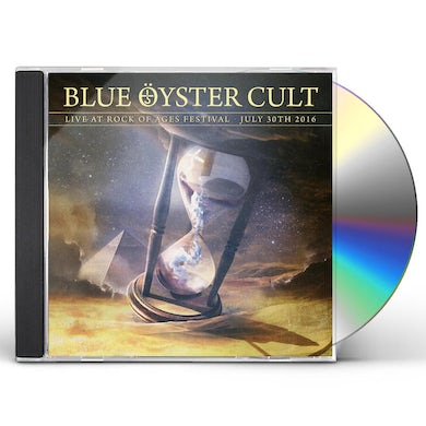Blue Oyster Cult Live At Rock Of Ages Festival 2016 CD