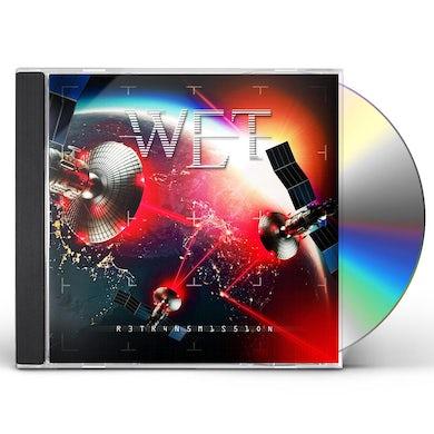 W.E.T. Retransmission CD
