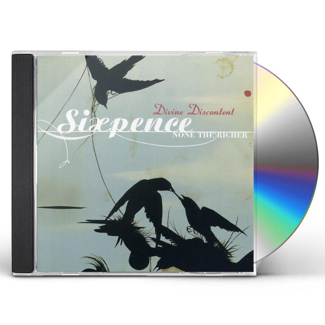 Sixpence None the Richer DIVINE DISCONTENT CD
