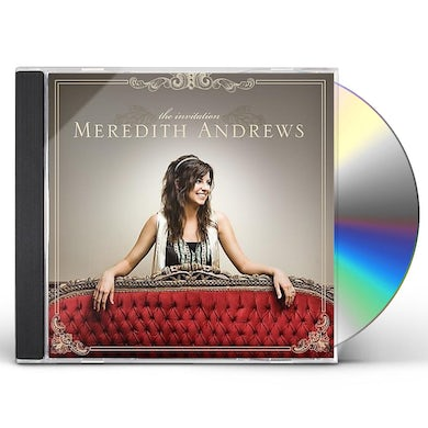 Meredith Andrews INVITATION CD