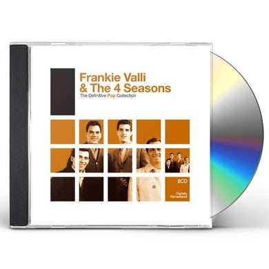 Frankie Valli & Four Seasons DEFINITIVE POP CD