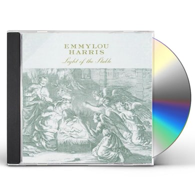 Emmylou Harris LIGHT OF THE STABLE CD