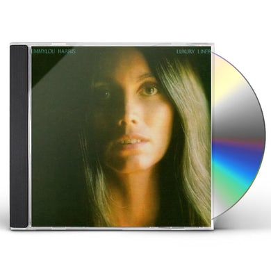 Emmylou Harris LUXURY LINER CD