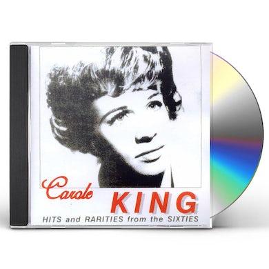 Carole King HITS & RARITIES FROM 60'S CD
