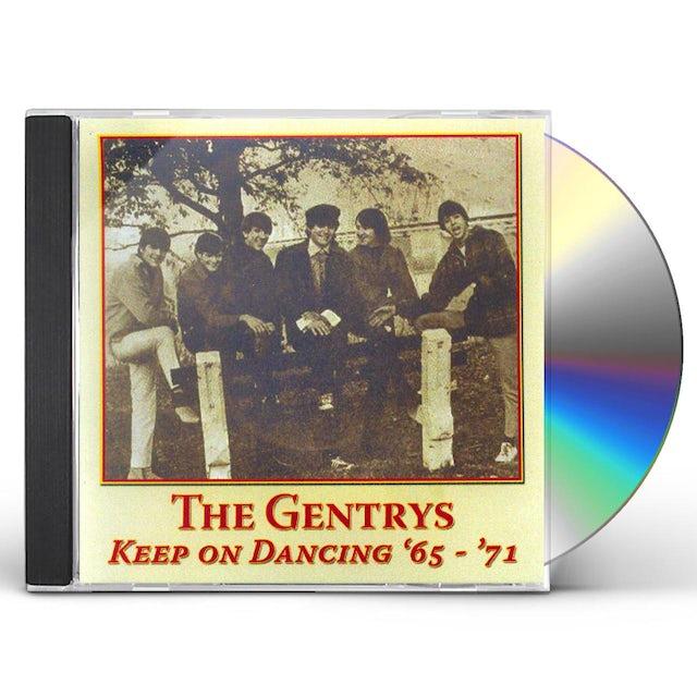 Gentrys KEEP ON DANCING 1965-71 CD
