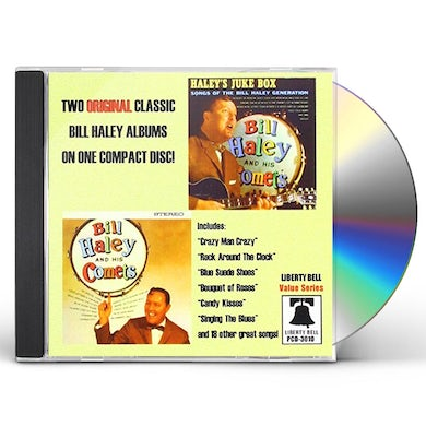 JUKEBOX / BILL HALEY & THE COMETS CD