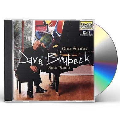 Dave Brubeck ONE ALONE CD