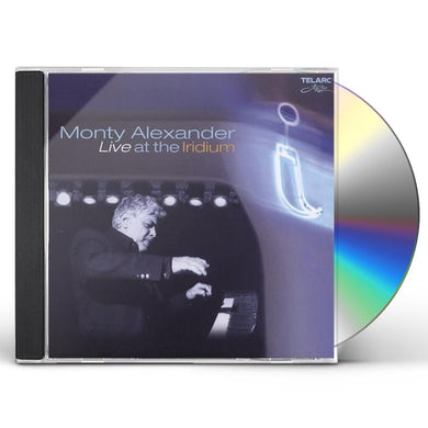 Monty Alexander LIVE AT IRIDIUM CD