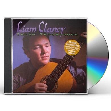 Liam Clancy IRISH TROUBADOUR CD