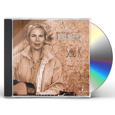 WHAT MATTERS CD