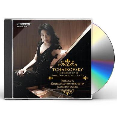 P.I. Tchaikovsky TCHAIKOVSKY: THE TEMPEST CD