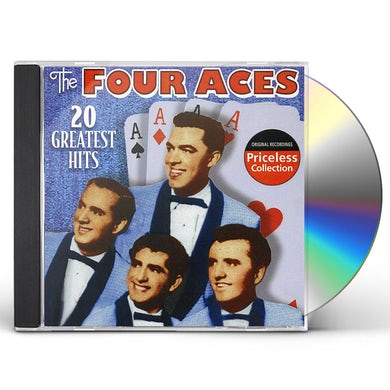 20 GREATEST HITS FOUR ACES CD