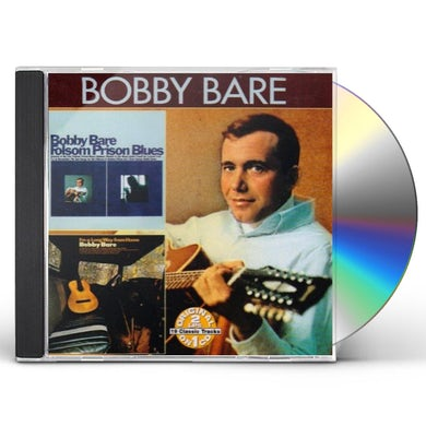 Bobby Bare FOLSOM PRISON BLUES: I'M A LONG WAY FROM HOME CD
