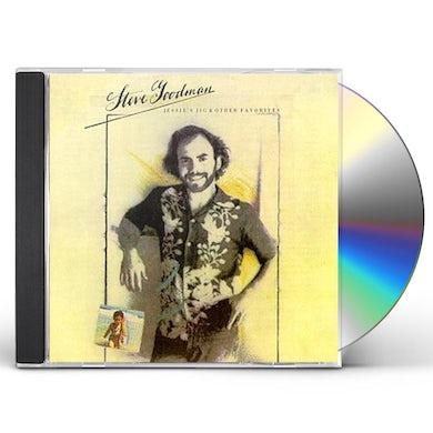 Steve Goodman JESSIE'S JIG & OTHER FAVORITES CD