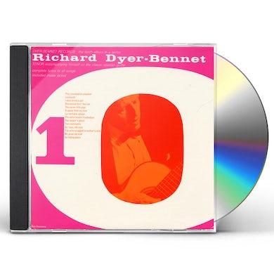 Richard Dyer-Bennet VOL. 10 CD