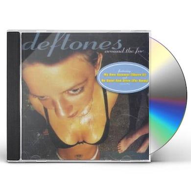 Deftones AROUND THE FUR CD