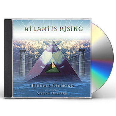 Michael Diamond ATLANTIS RISING CD