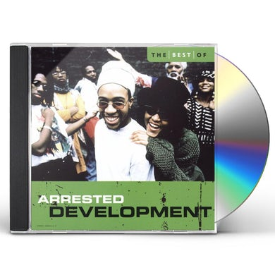 Arrested Development BEST OF CD