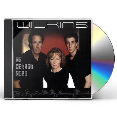 Wilkins NO EXPIRY DATE CD