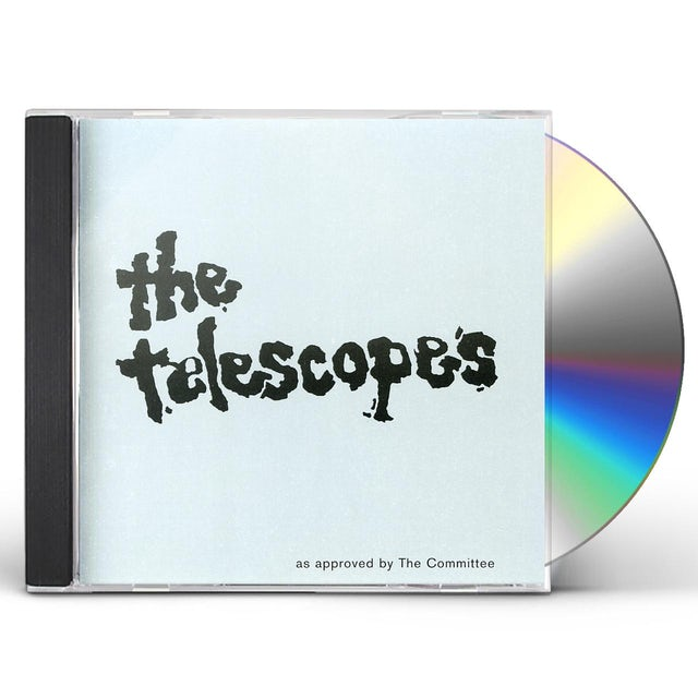 Telescopes AS APPROVED BY THE COMMITTEE CD