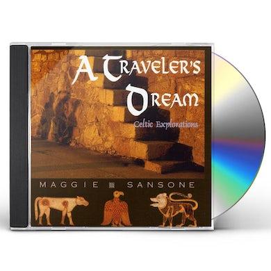 Maggie Sansone TRAVELER'S DREAM CD
